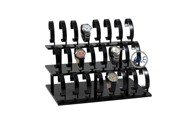 watch acrylic display
