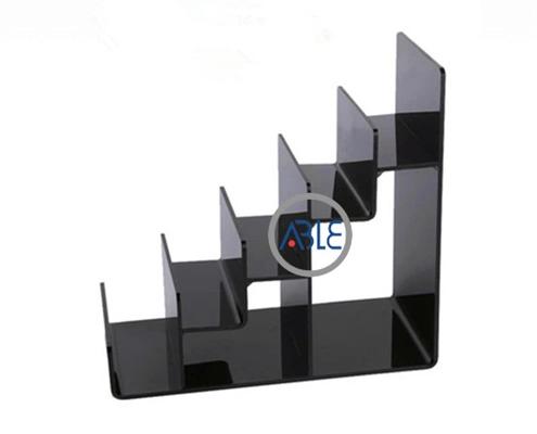 acrylic cosmetics display rack