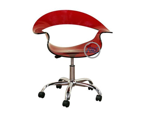 customized acrylic chair