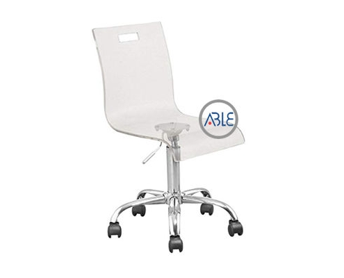 custom acrylic office chairs