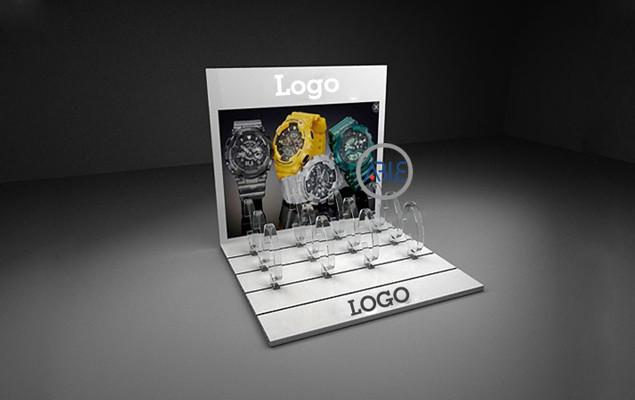 acrylic watch stand