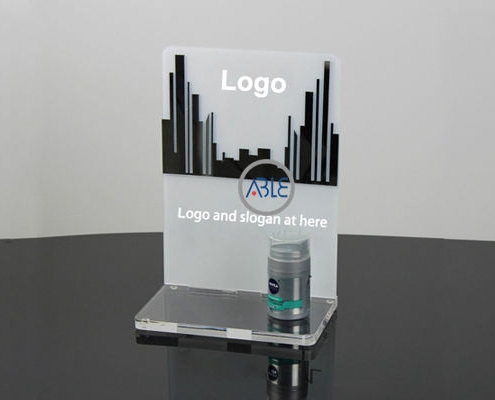 cosmetic display stand