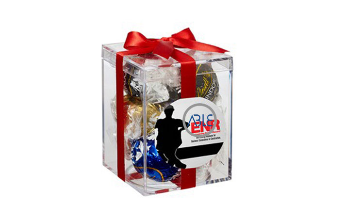 custom acrylic candy box