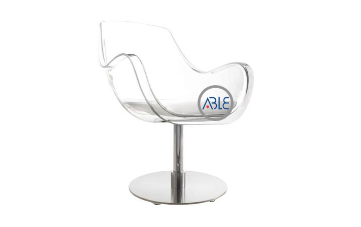 Astonishing Customized Clear Acrylic Office Chair Modern Style Able Spiritservingveterans Wood Chair Design Ideas Spiritservingveteransorg