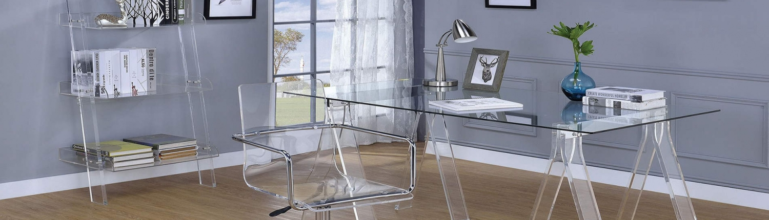 Sensational Customized Clear Acrylic Office Chair Modern Style Able Alphanode Cool Chair Designs And Ideas Alphanodeonline