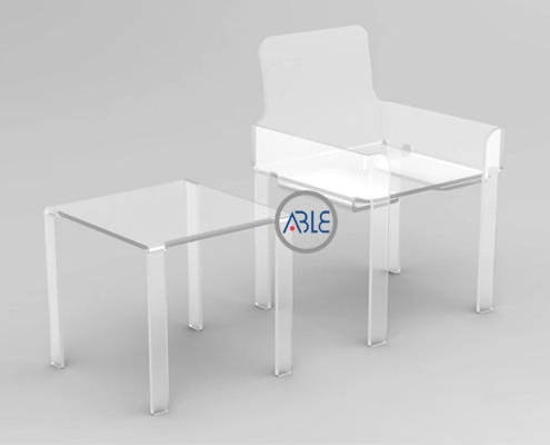 acrylic chair dining