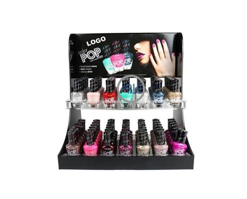 acrylic nail polish display stand
