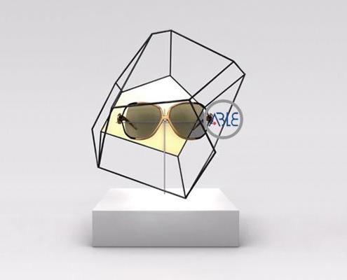 custom acrylic sunglass holder
