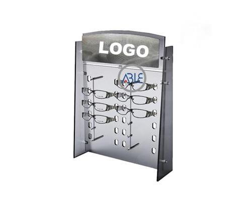 custom acrylic eyeglass display stand