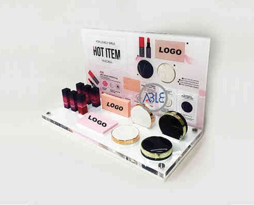 Acrylic Lipstick Display Rack