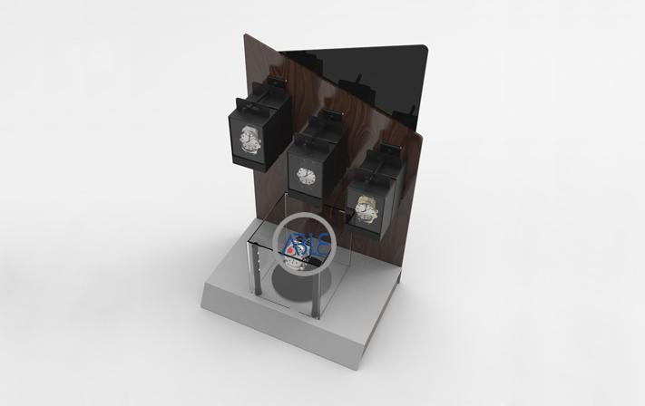 watch display retail