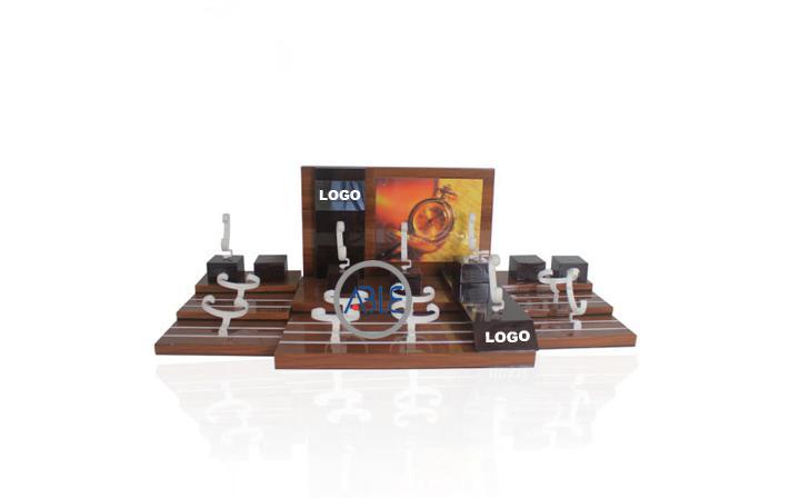 custom watch display tray