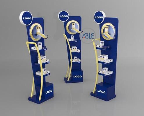 Custom Acrylic Display racks
