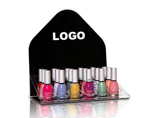 Countertop Acrylic Nail Polish Display Cosmetics Display