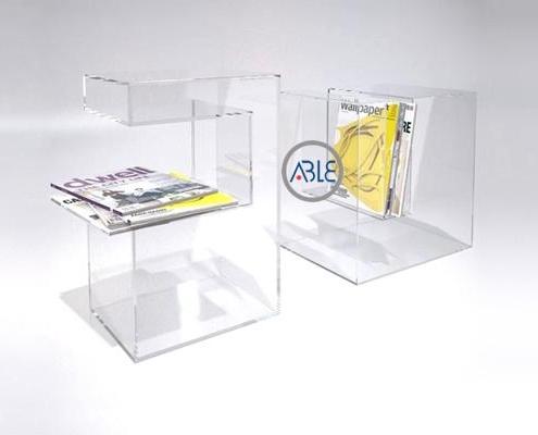 clear acrylic table study room table