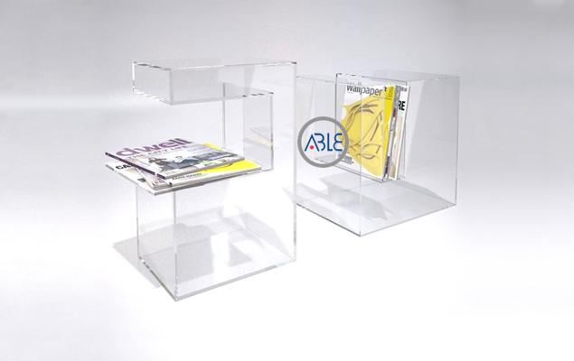 clear acrylic table study room table