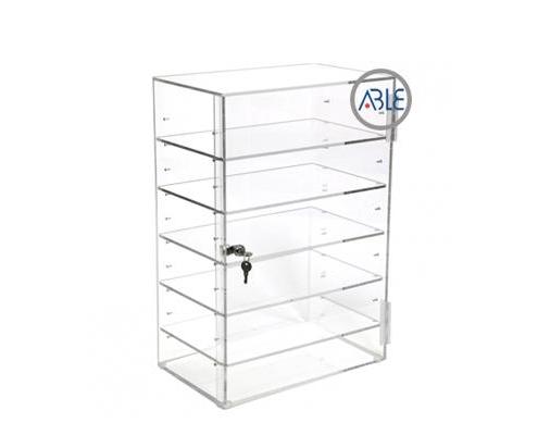 Customized acrylic cabinet