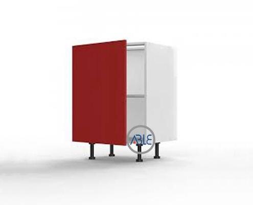 custom acrylic kitchen cabinet