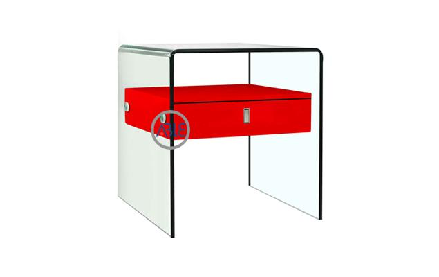 Customized Acrylic Bedroom Furniture
