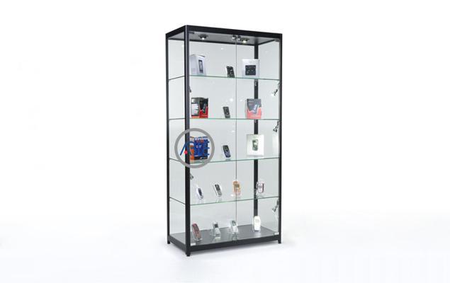 Custom Floor Standing Acrylic Cabinet