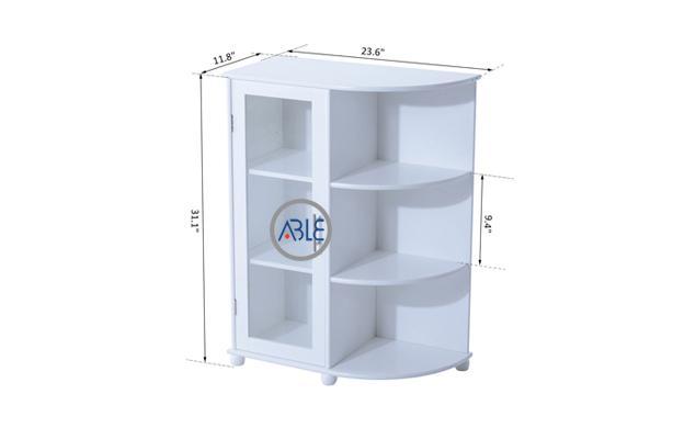 Bathroom Floor Cabinet Acrylic Furniture