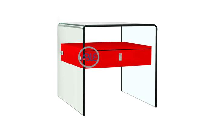 Customized Acrylic Bedroom Furniture