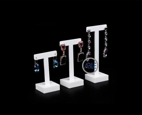 Jewelry display racks custom earrings display