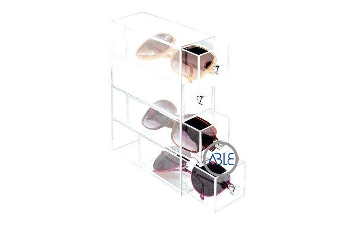 sunglasses display case