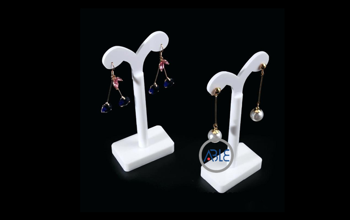 Jewelry display racks