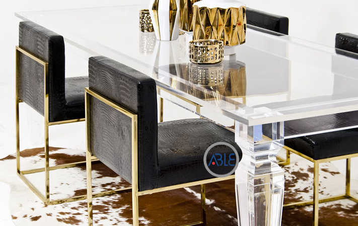 lucite dining table-1
